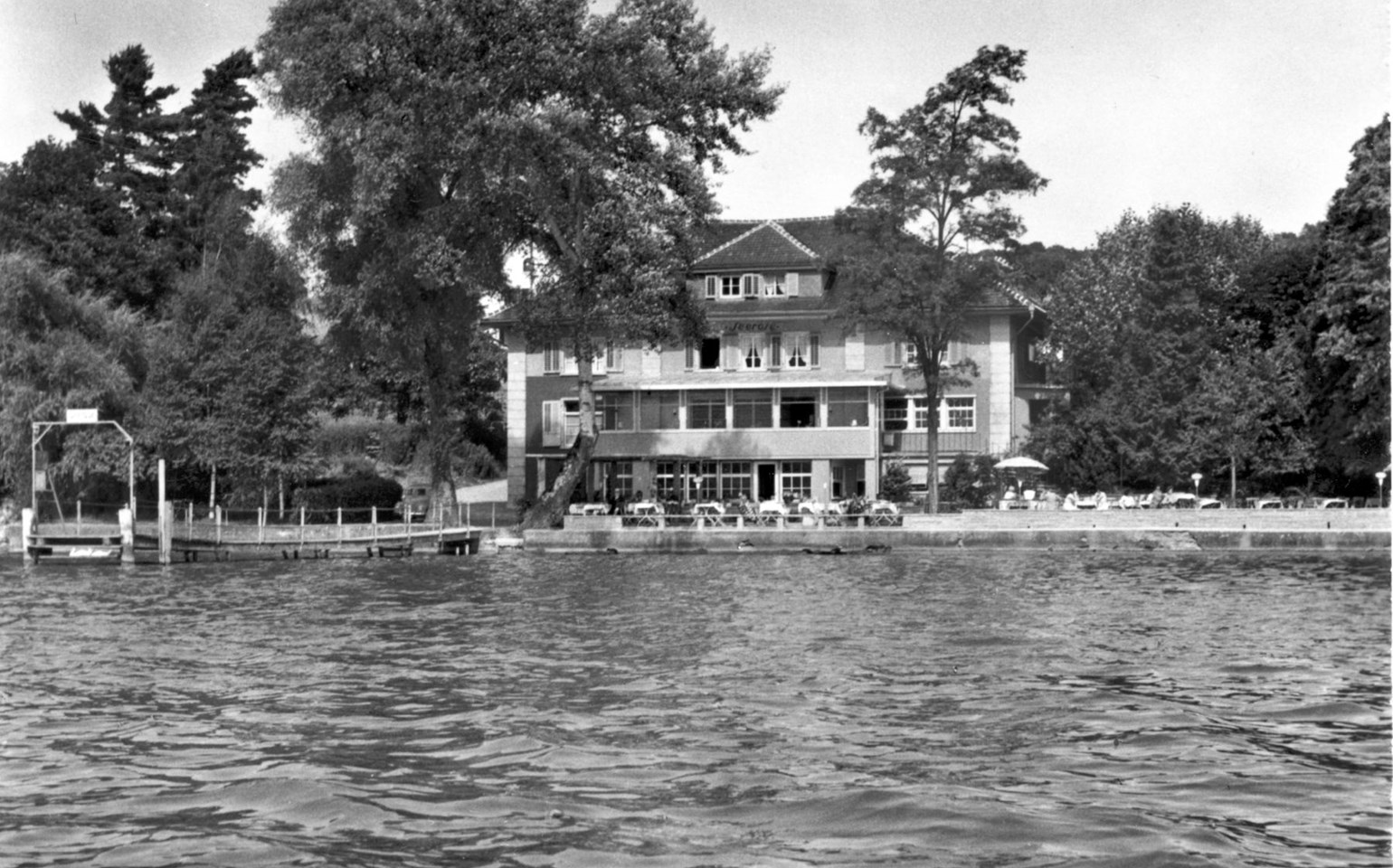 Seerose Resort and Spa Meisterschwanden_history_