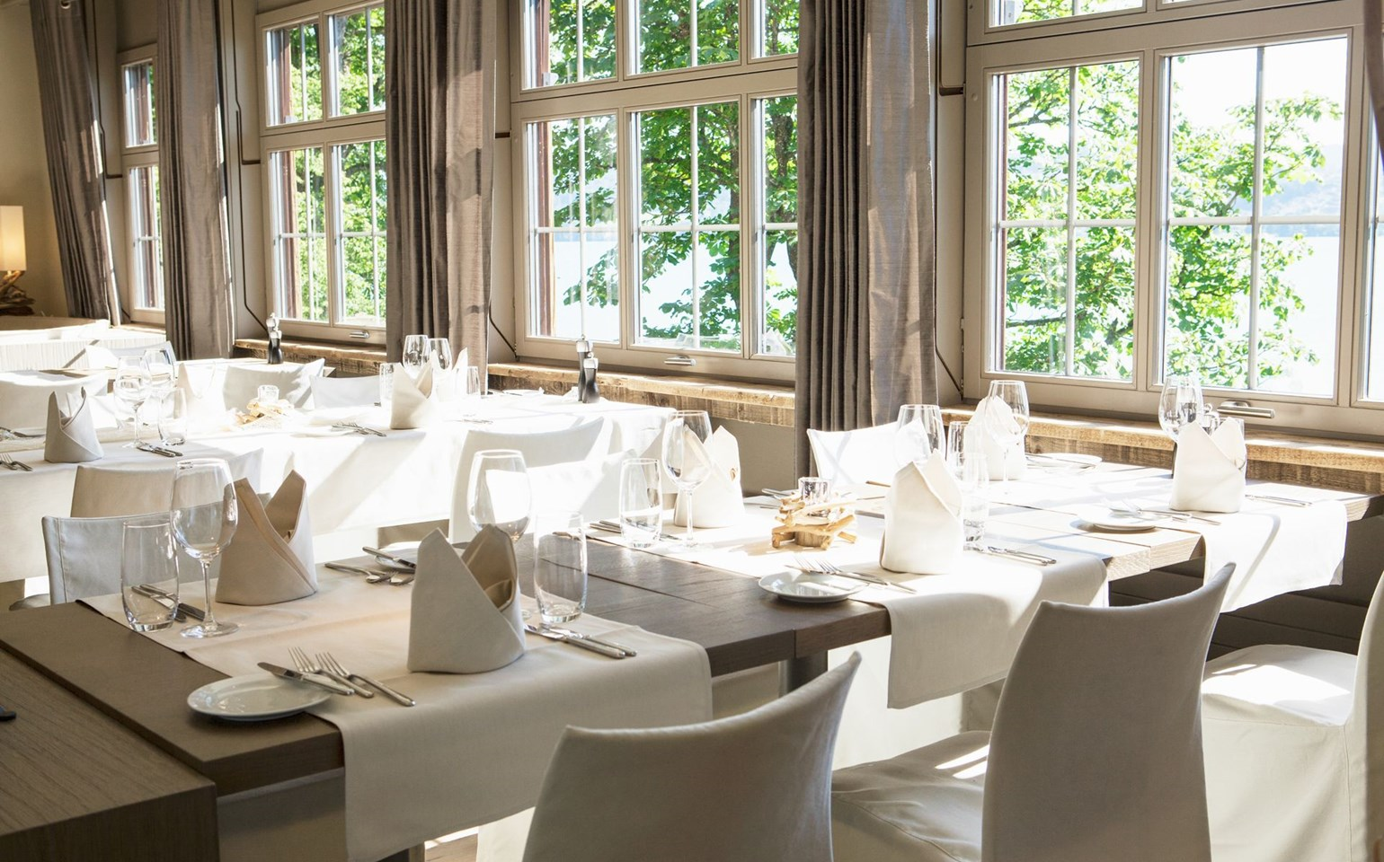 Seerose Resort and Spa Meisterschwanden_Restaurant Seerose_