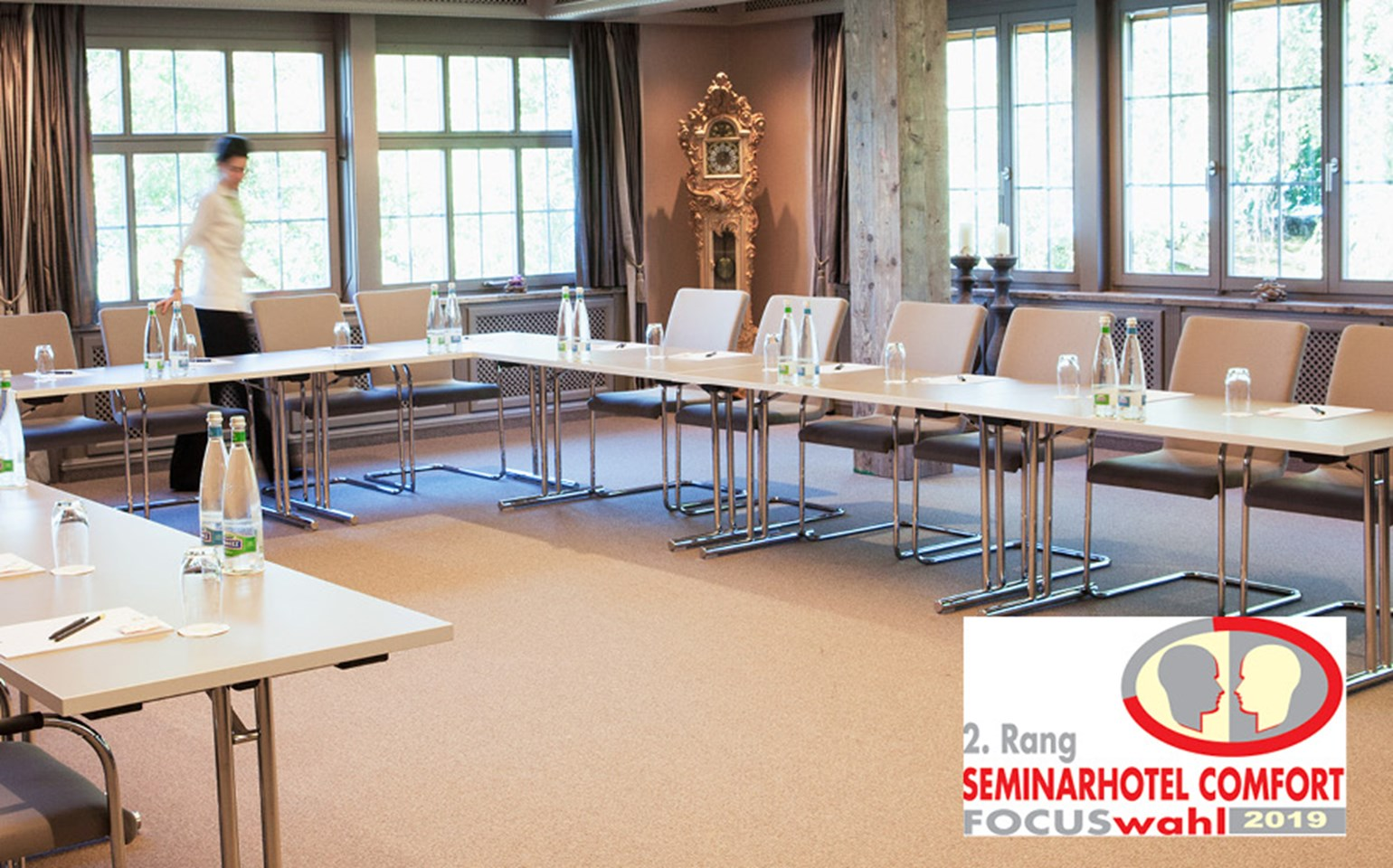 Seerose Resort and Spa Meisterschwanden_Seminar_SEE_ ._Platz_Focus
